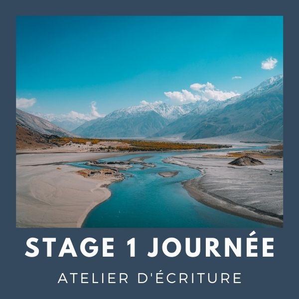Ecriture poser un paysage ou un lieu - Stage d'écriture bretagne   Fabienne Morel d'Arleux