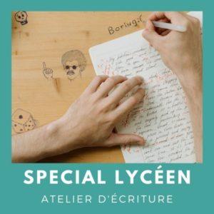 Faire confiance en l'imaginaire - atelier d'écriture spécial lycéens bretagne | Fabienne Morel d'arleux