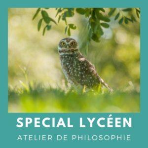 Cultiver l'étonnement - atelier philo en ligne spécial lycéen - préparation bac - Fabienne Morel D'Arleux