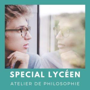 S'exercer à la démarche philosophique - atelier philo en ligne spécial lycéen - préparation bac - Fabienne Morel D'Arleux