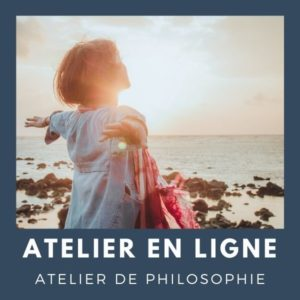 Suis-je libre ? - atelier philosophie en ligne Fabienne Morel d'Arleux