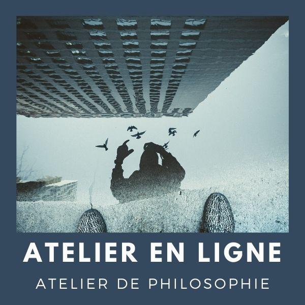 Se familiariser avec la démarche philosophique - atelier philosophie en ligne Fabienne Morel d'Arleux