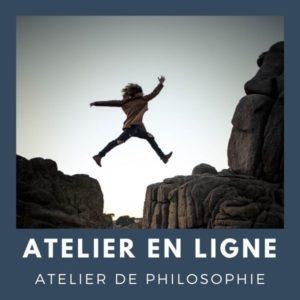 Comment vivre en sachant que je vais mourir ? - atelier philosophie en ligne Fabienne Morel d'Arleux