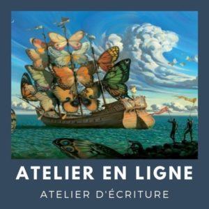 Un écrit un peintre - écrire avec Dali - Atelier d'écriture en ligne   Fabienne Morel d'Arleux