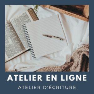 Atelier écriture en ligne - Explorer l'imaginaire et lâcher l'écriture conventionnelle | Fabienne Morel d'Arleux
