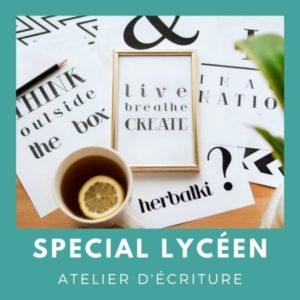 Construire un texte - atelier d'écriture spécial lycéens bretagne | Fabienne Morel d'arleux