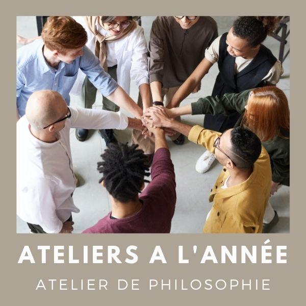 Ateliers Philo Saint-Briac sur mer et saint-gréroire - Fabienne Morel d'Arleux